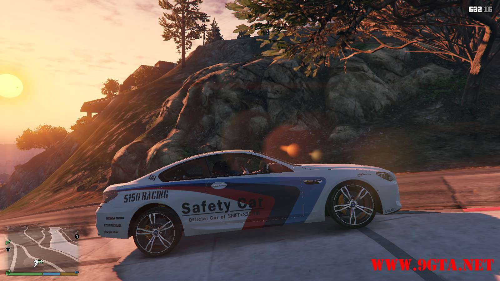 BMW M6 Coupe 2013 V2.0 GTA5 Mods (9)