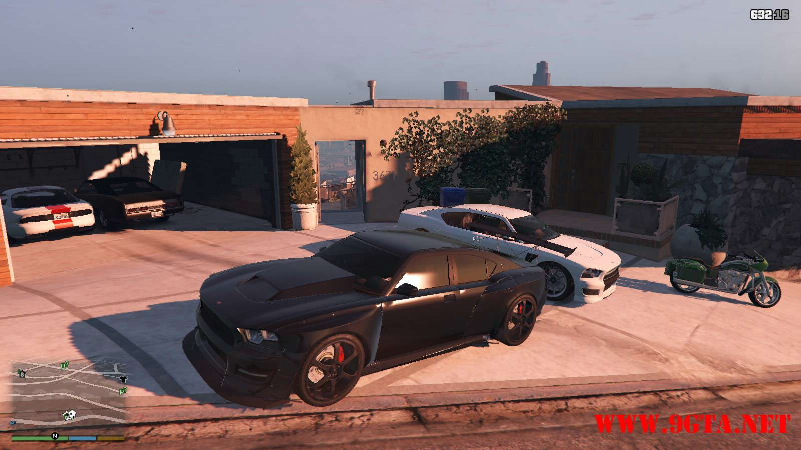 Bravado Buffalo Widebody GTA5 Mods (1)