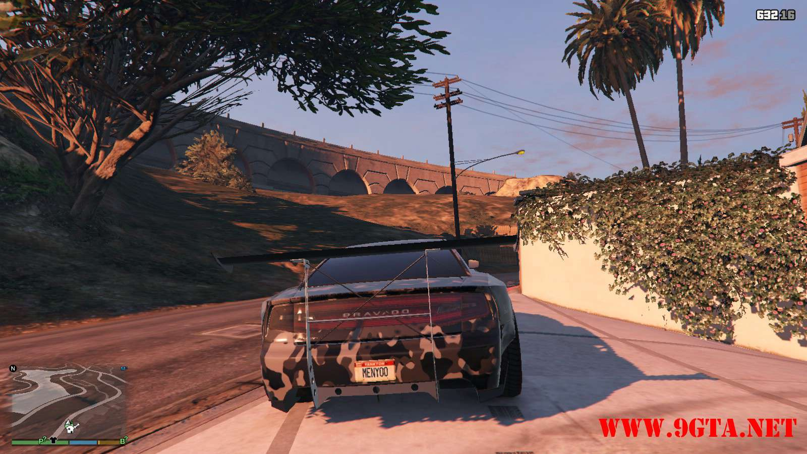 Bravado Buffalo Widebody GTA5 Mods (10)