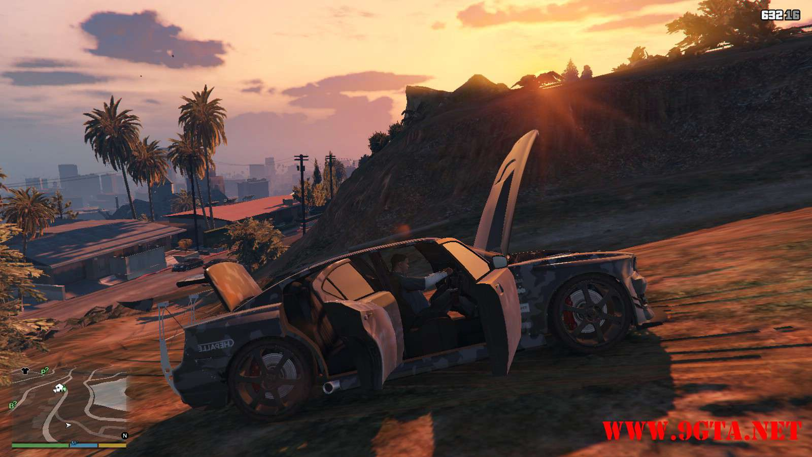 Bravado Buffalo Widebody GTA5 Mods (20)