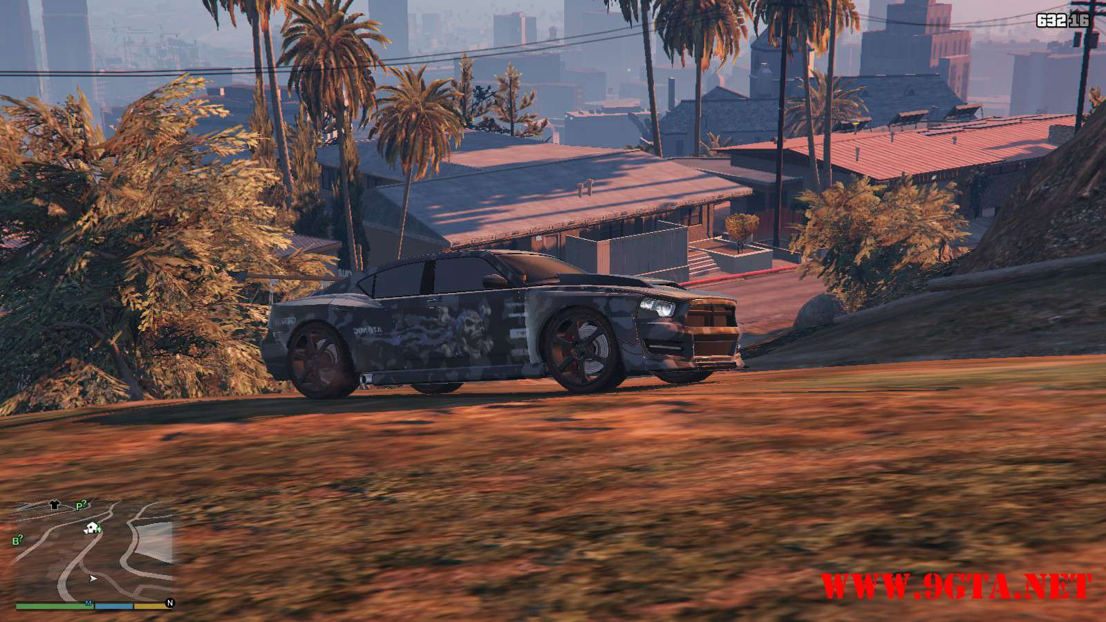 Bravado Buffalo Widebody GTA5 Mods (23)