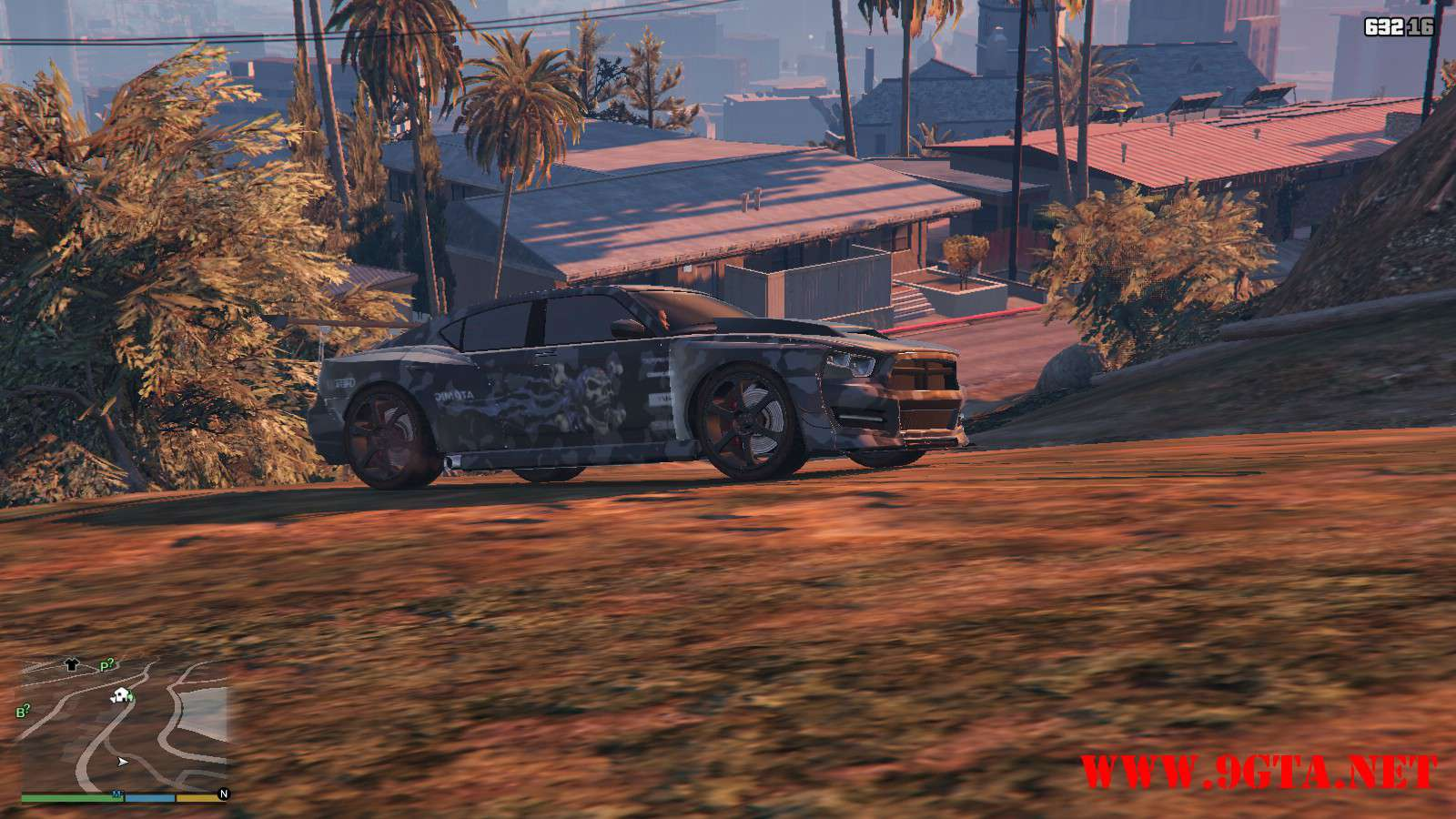 Bravado Buffalo Widebody GTA5 Mods (25)