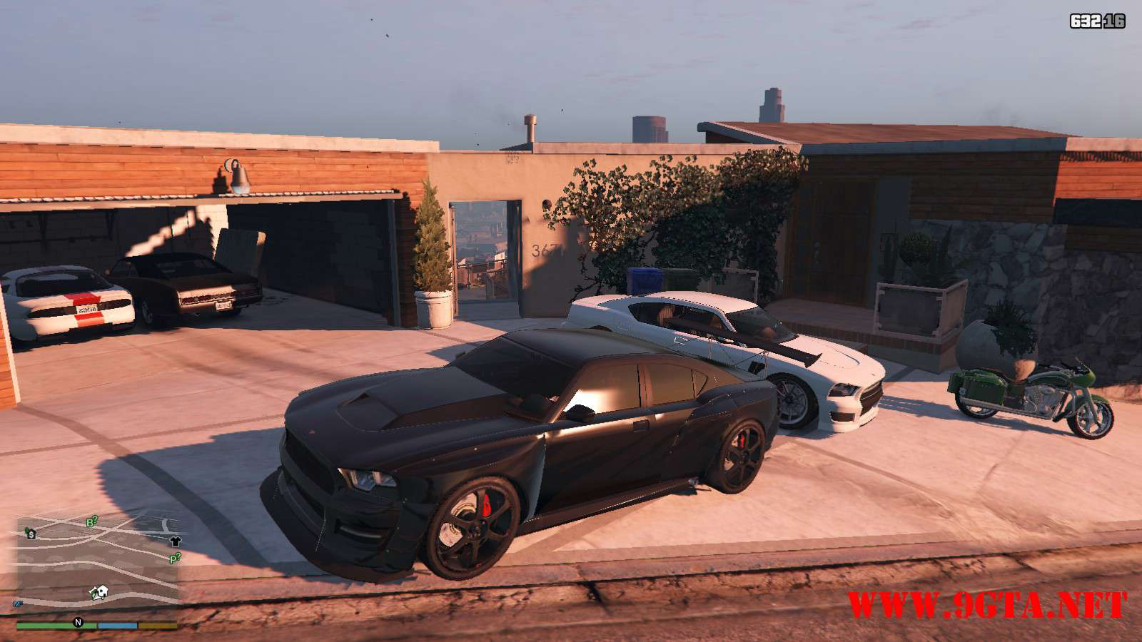 Bravado Buffalo Widebody GTA5 Mods (3)