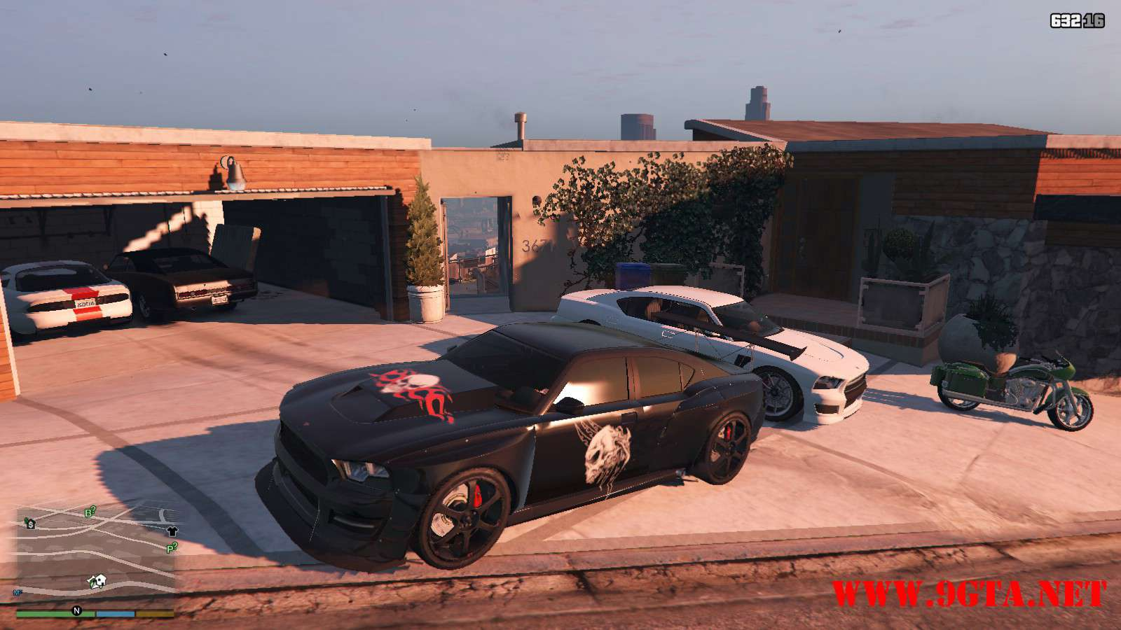 Bravado Buffalo Widebody GTA5 Mods (4)