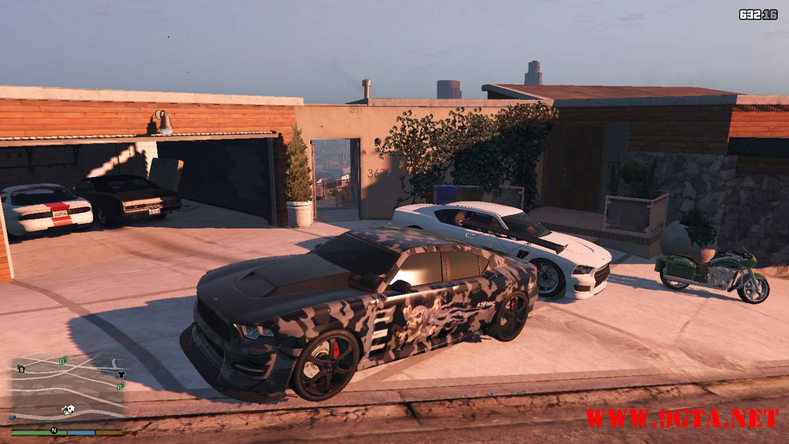 Bravado Buffalo Widebody GTA5 Mods (6)