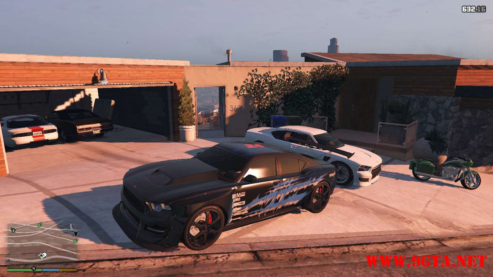 Bravado Buffalo Widebody GTA5 Mods (7)