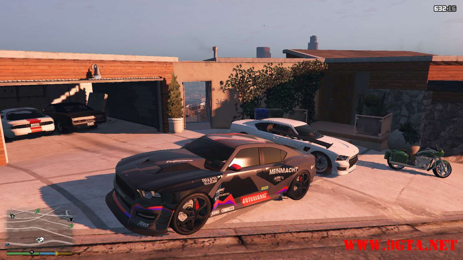 Bravado Buffalo Widebody GTA5 Mods (8)