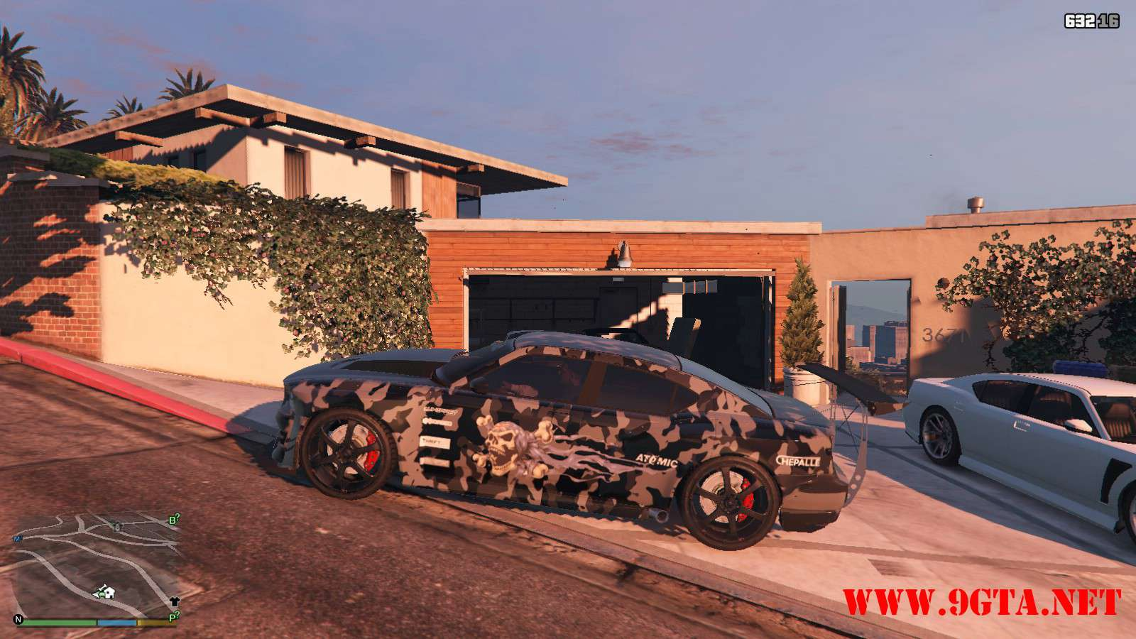 Bravado Buffalo Widebody GTA5 Mods (9)