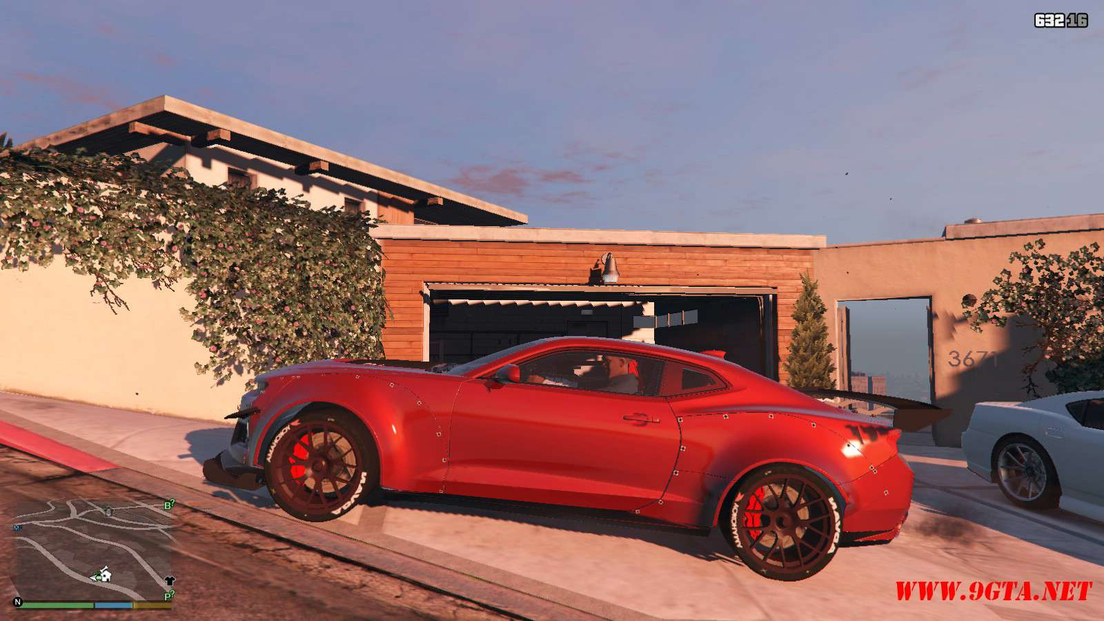 Chevy Camaro ZL1 Forza Edition GTA5 Mods (2)