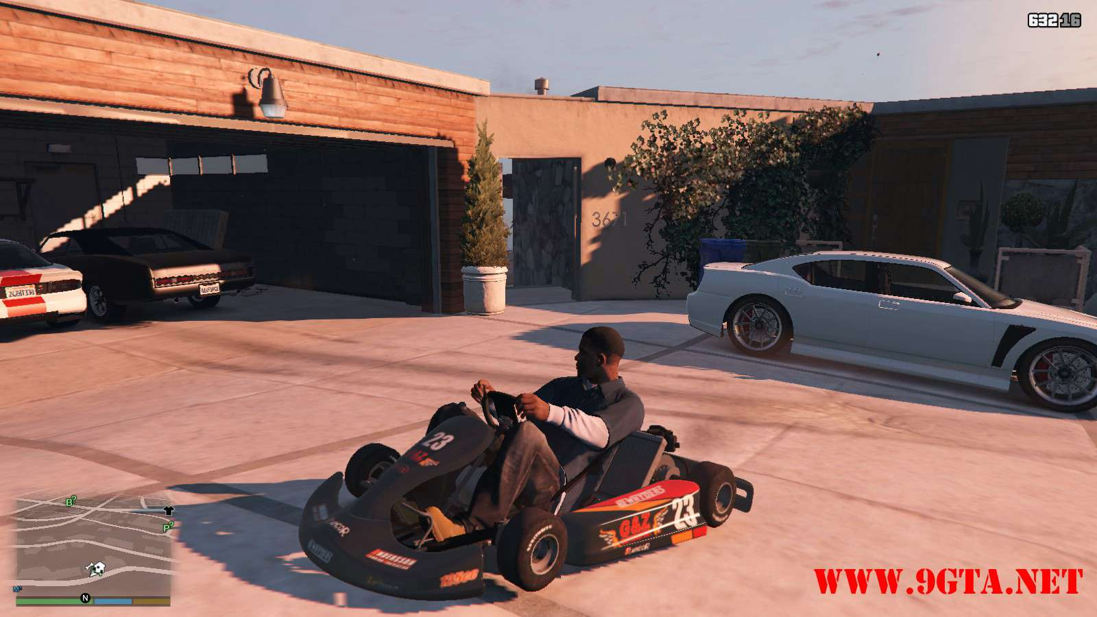 Shifter Kart 125cc GTA5 Mods (1)