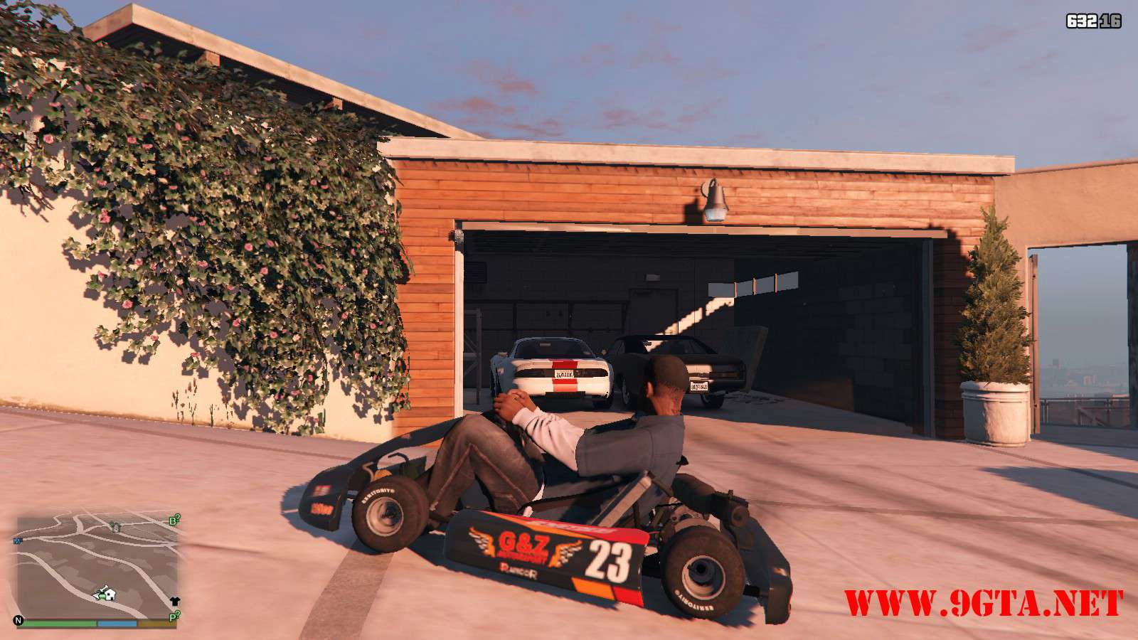 Shifter Kart 125cc GTA5 Mods (2)