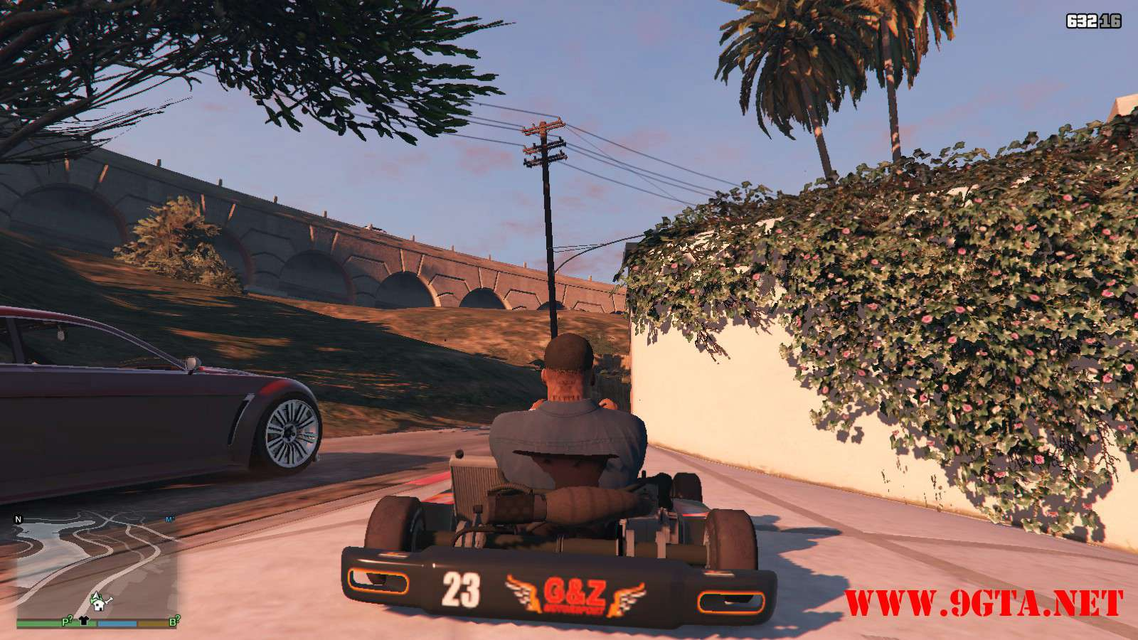 Shifter Kart 125cc GTA5 Mods (3)