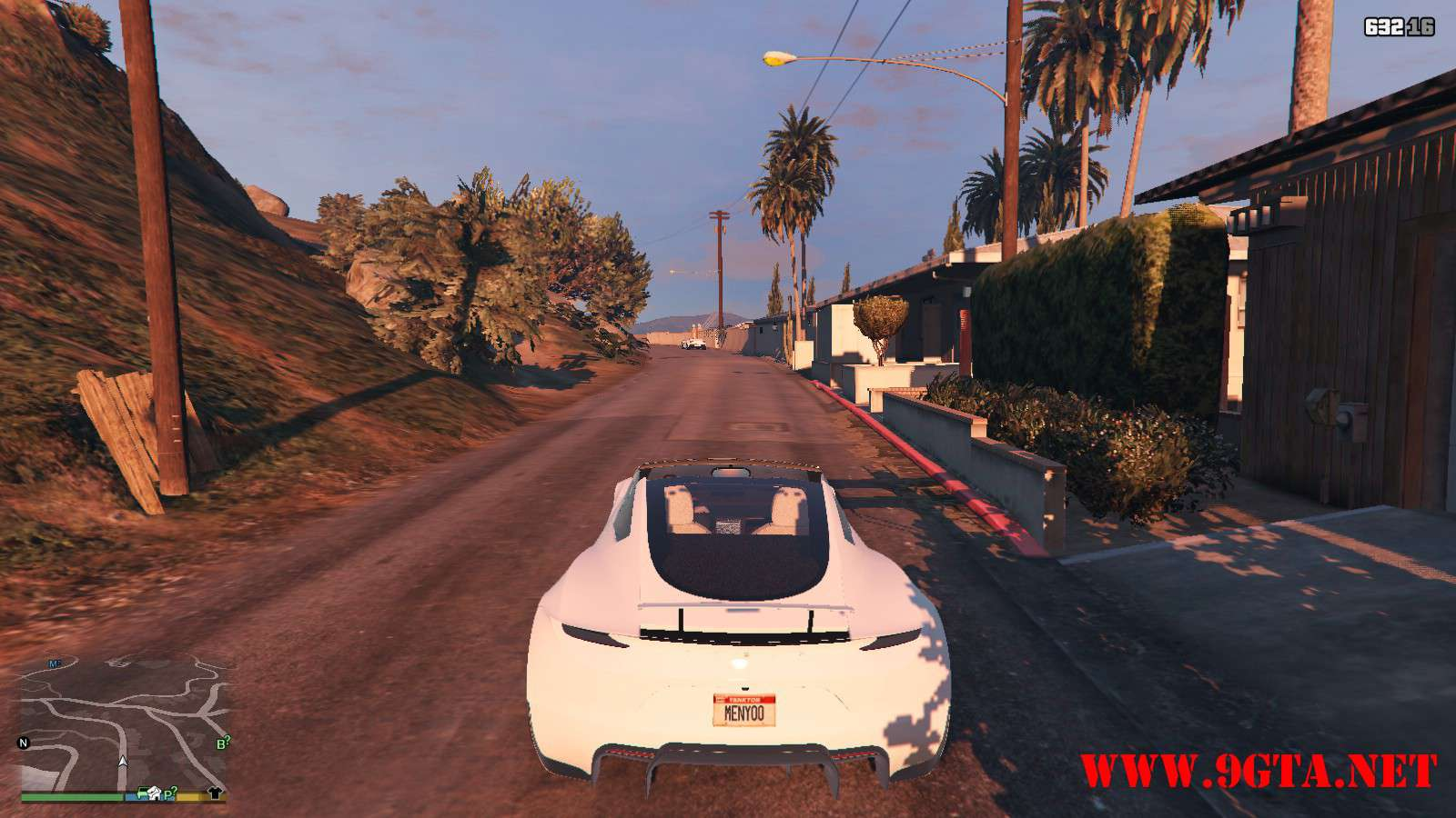 Tesla Roadster 2020 GTA5 Mods (14)