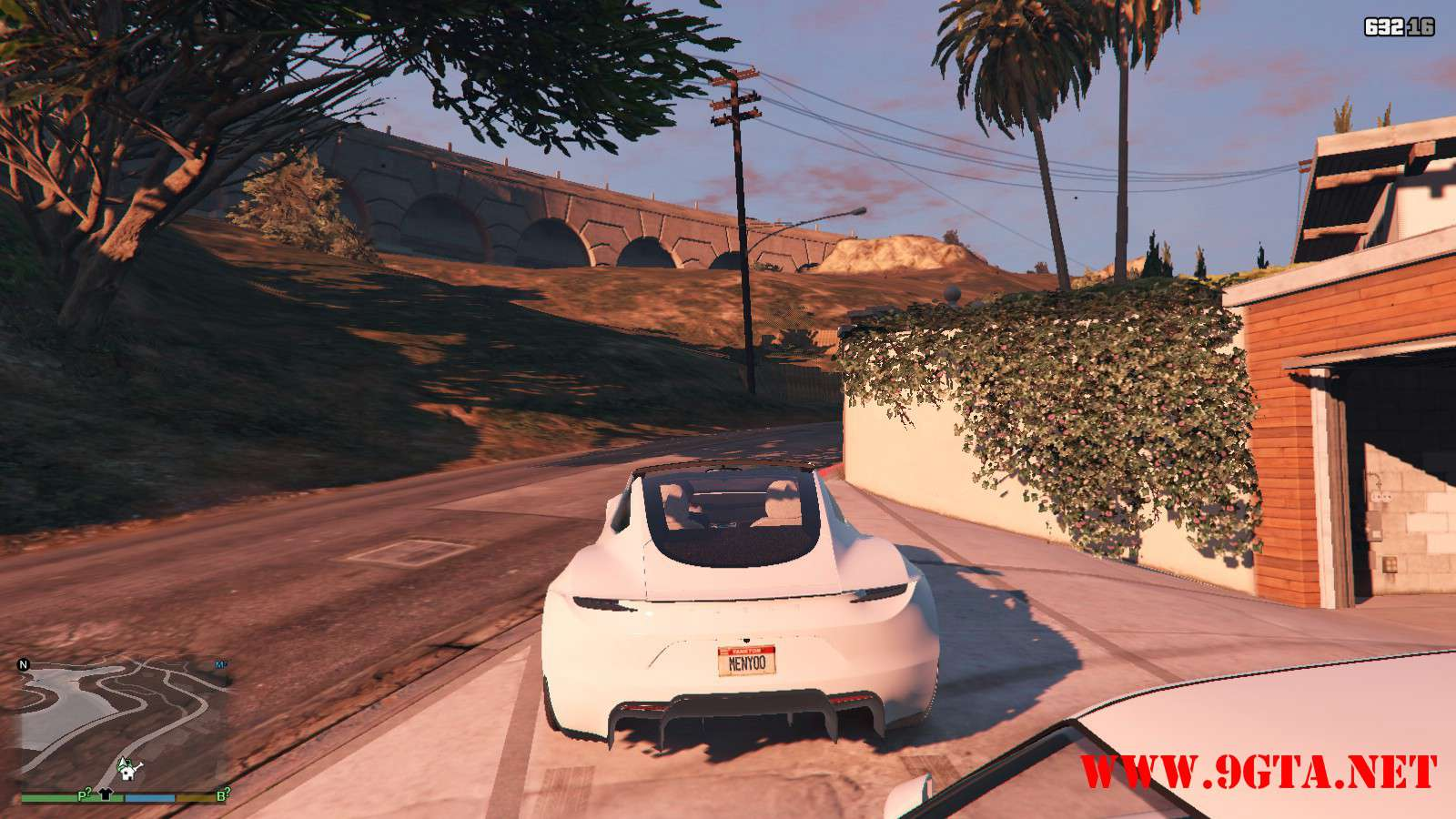 Tesla Roadster 2020 GTA5 Mods (3)