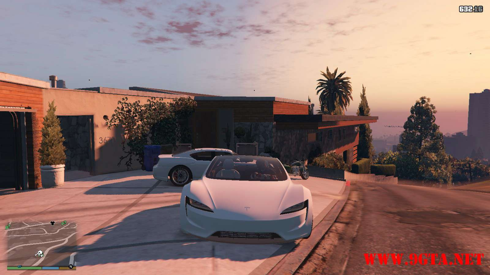 Tesla Roadster 2020 GTA5 Mods (5)