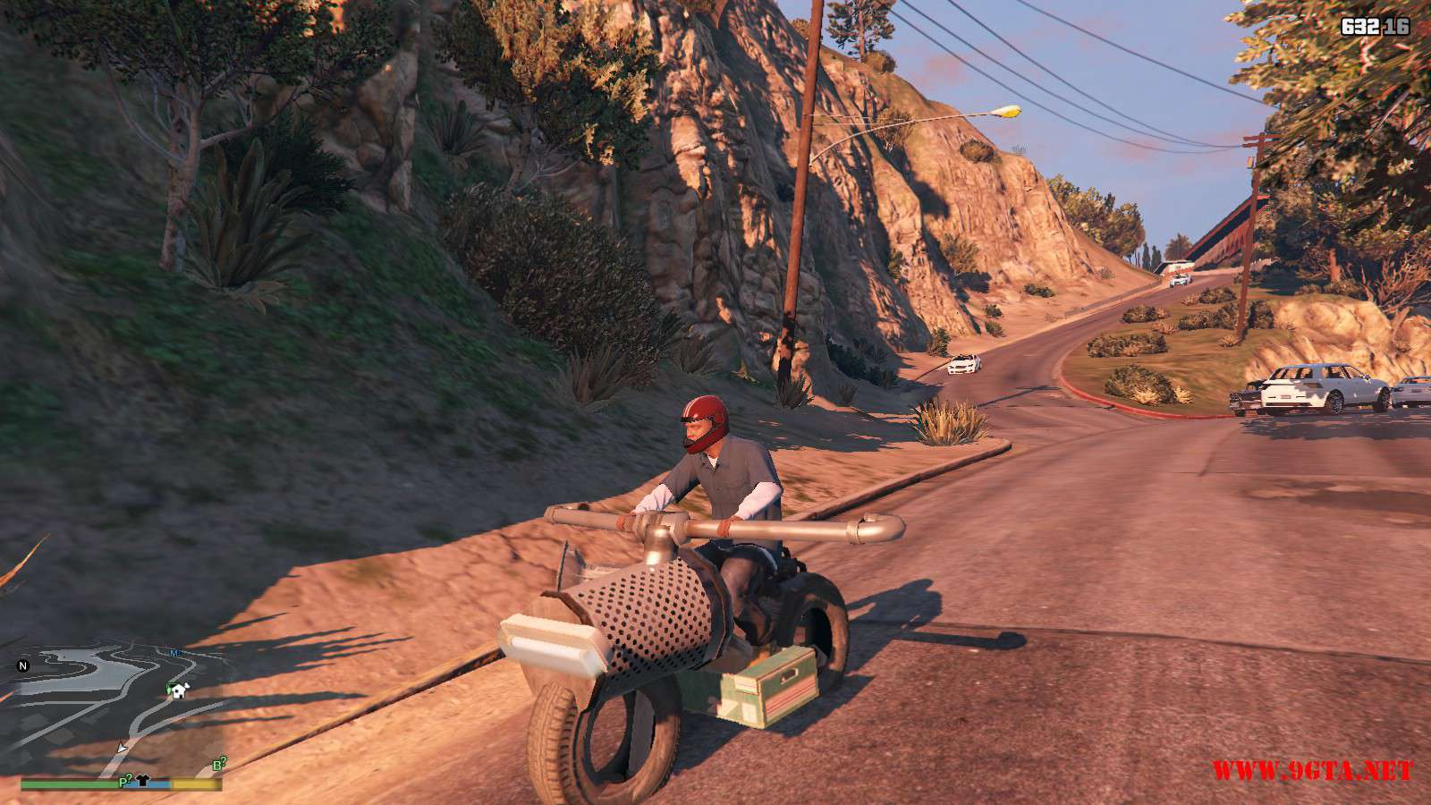 The Speed Bike GTA5 Mods (1)