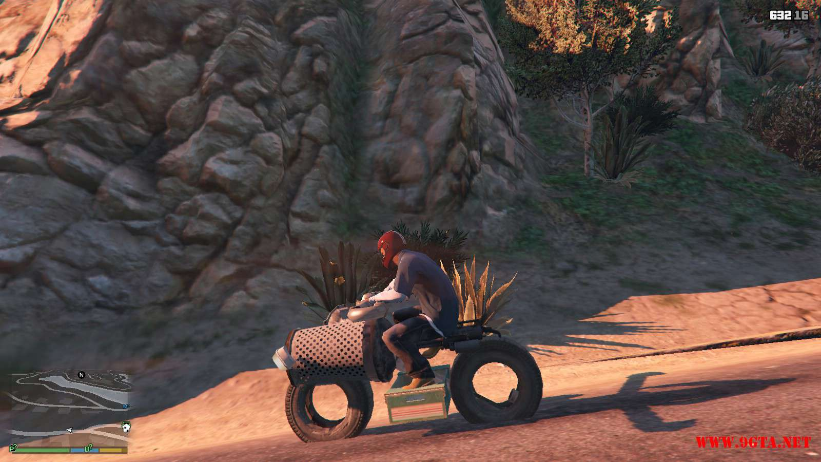 The Speed Bike GTA5 Mods (2)