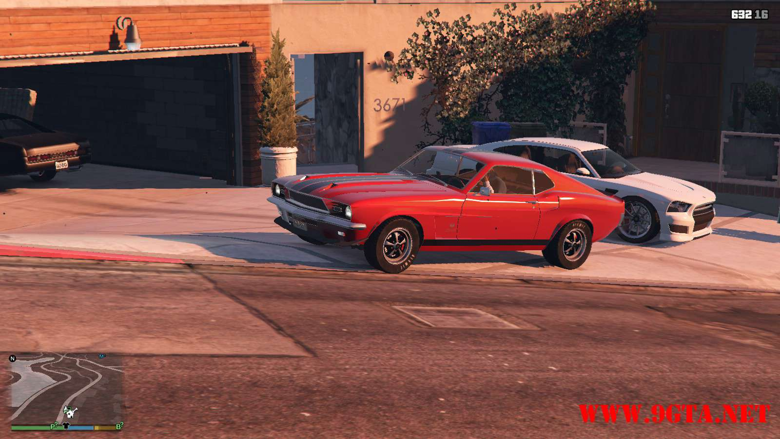 Vapid Dominator Classic GTA5 Mods (17)