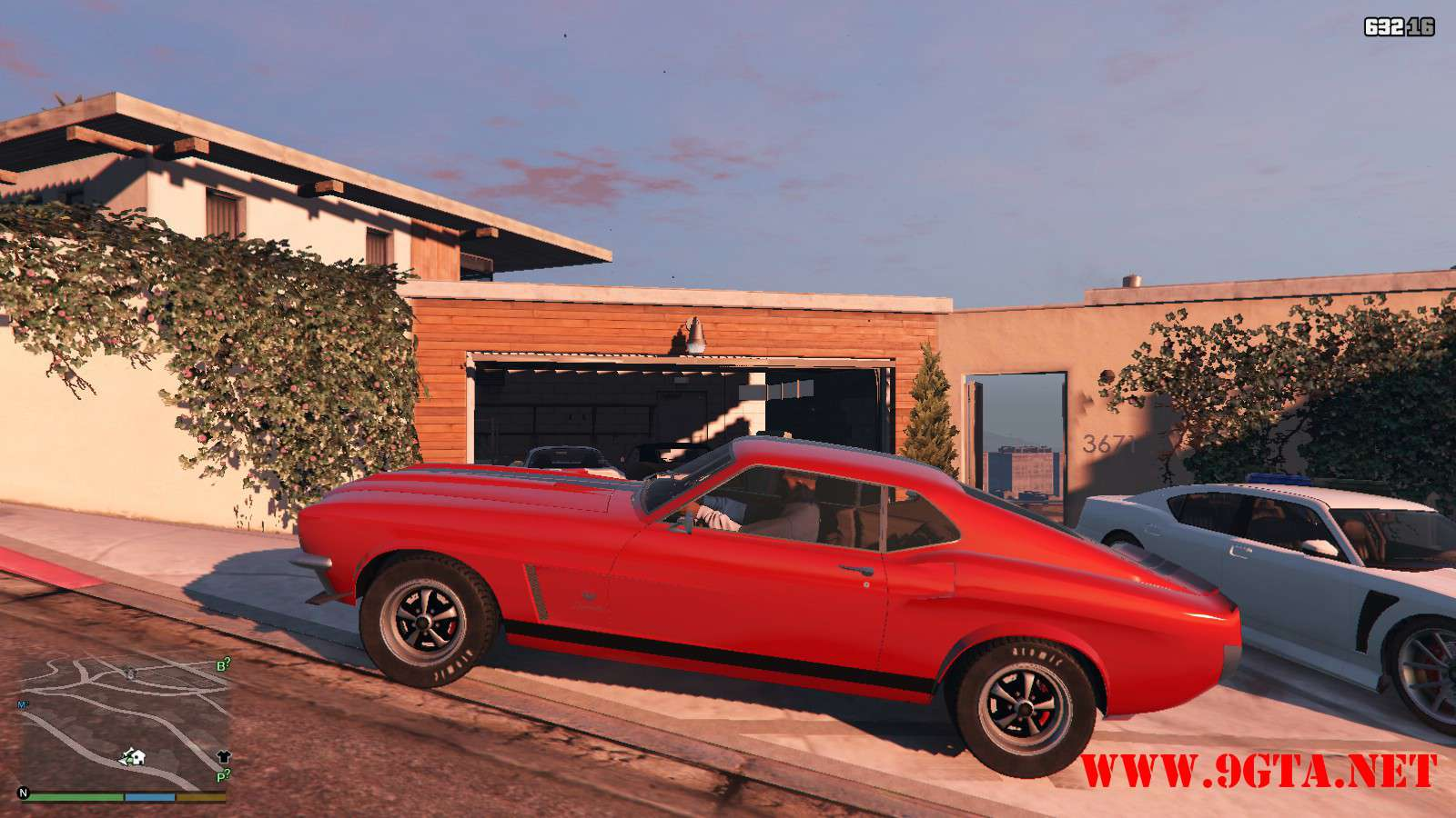Vapid Dominator Classic GTA5 Mods (2)