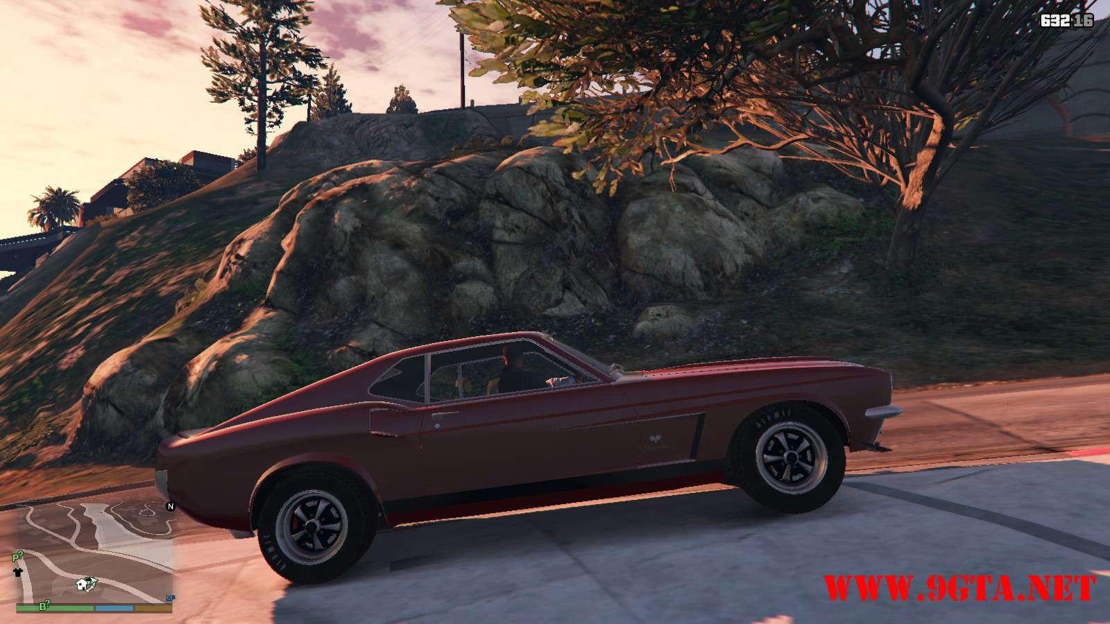 Vapid Dominator Classic GTA5 Mods (4)