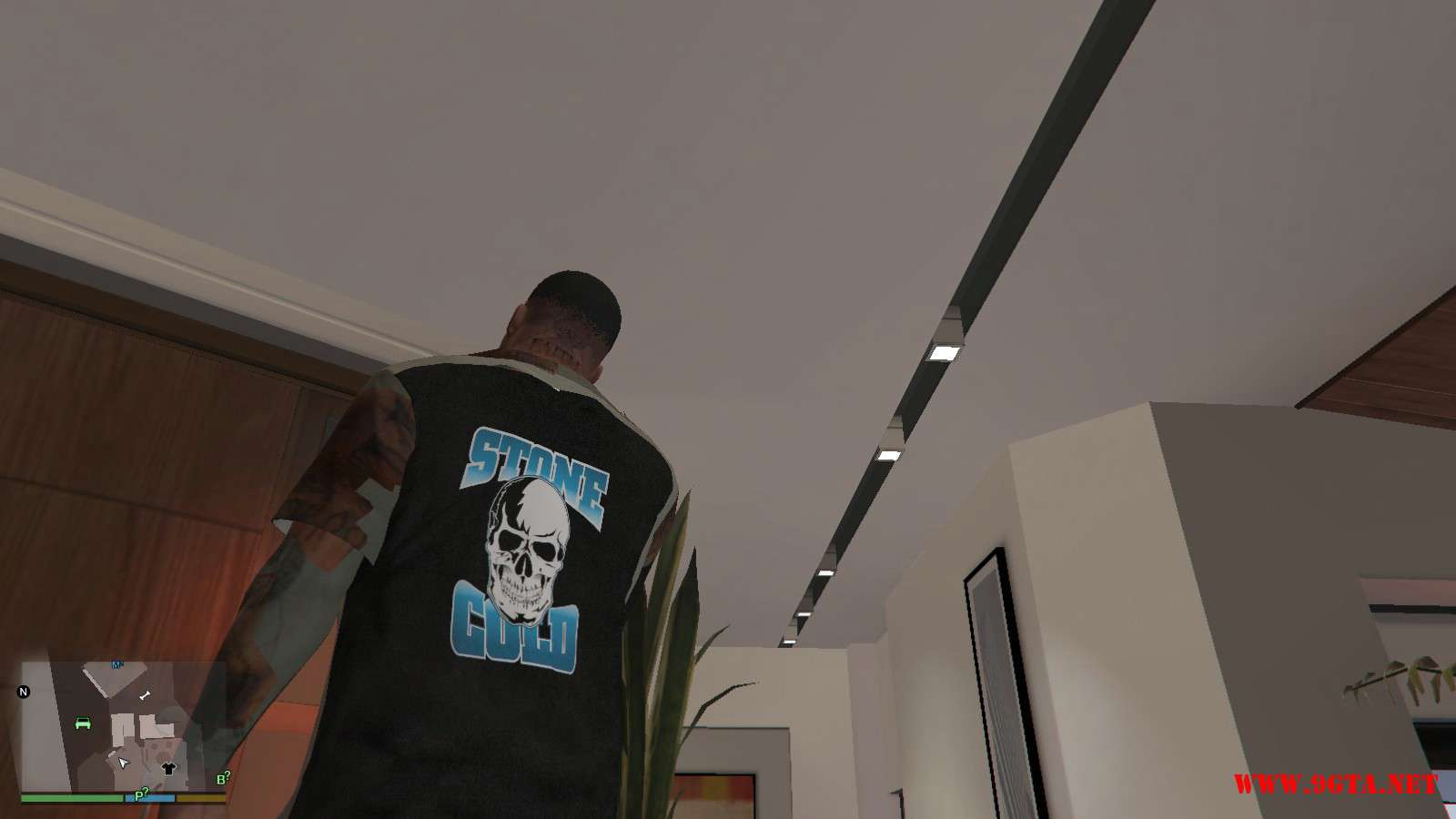 WWE Stone Cold Steve Austin Shirt GTA5 Mods (3)