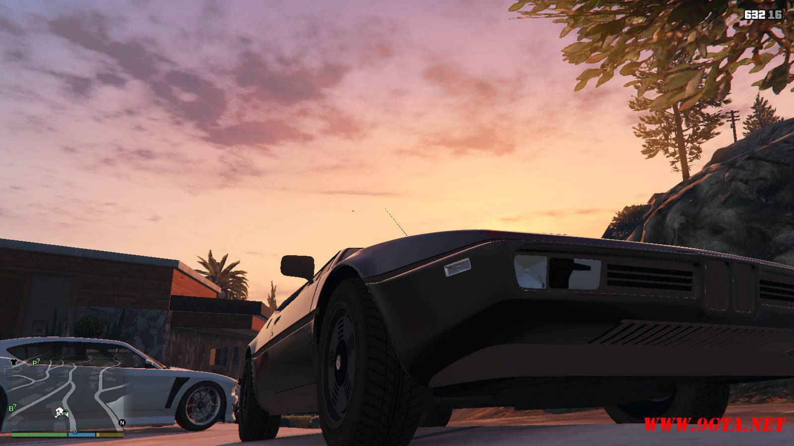 1981 BMW M1 v2.0 Mod For GTA5 (14)