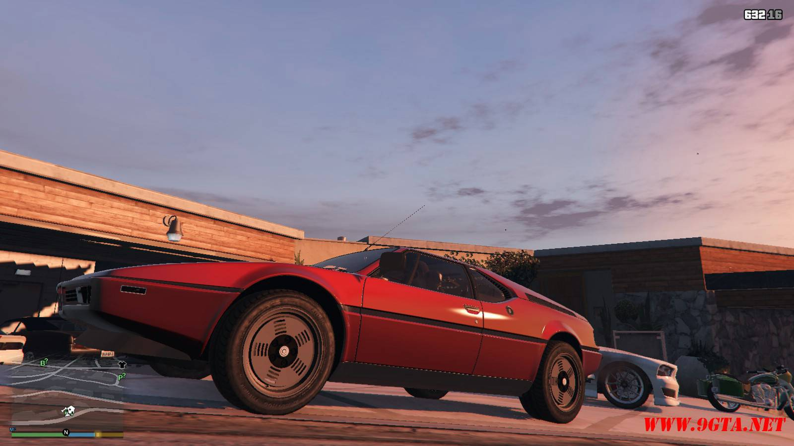 1981 BMW M1 v2.0 Mod For GTA5 (15)