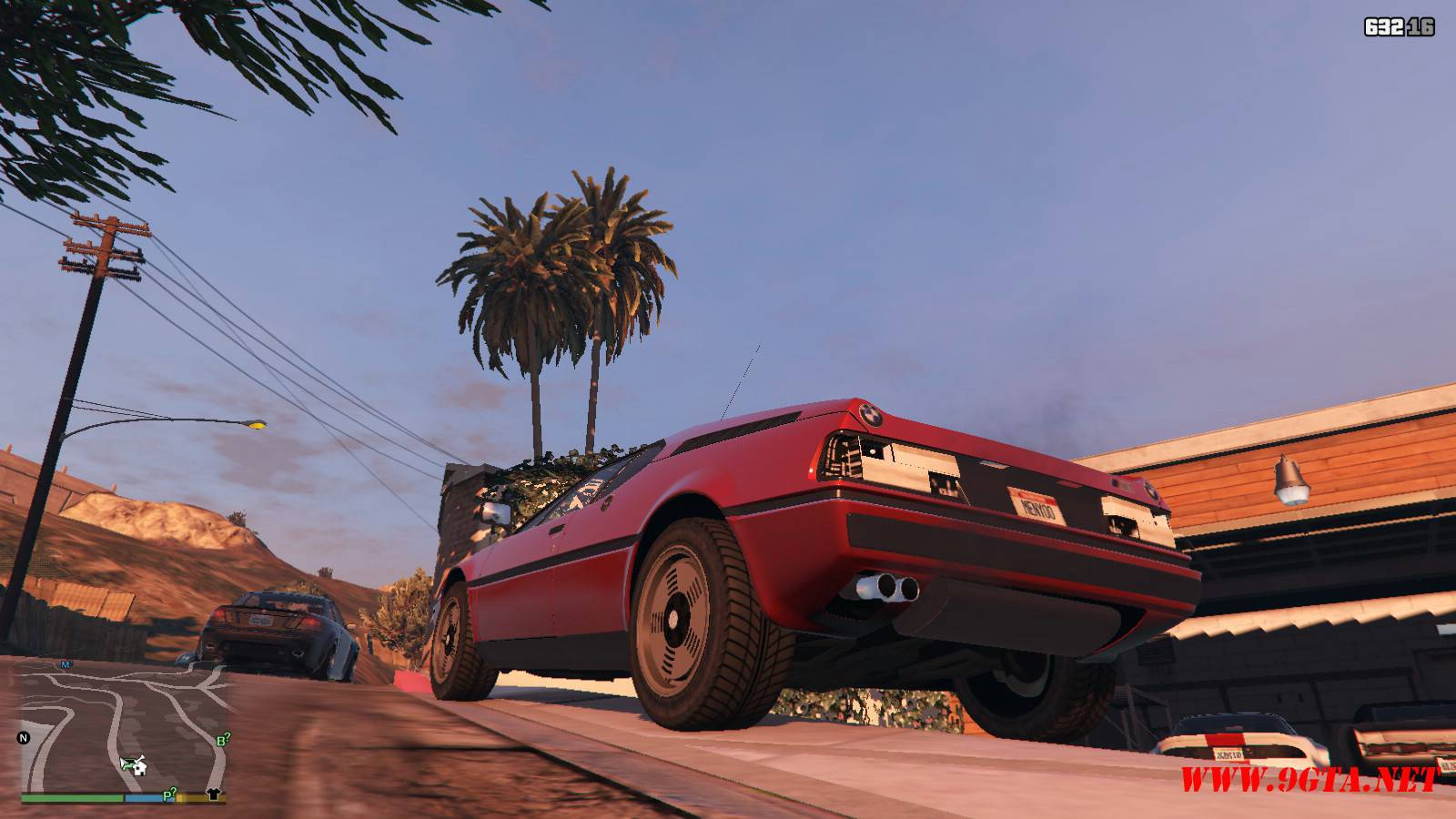 1981 BMW M1 v2.0 Mod For GTA5 (16)