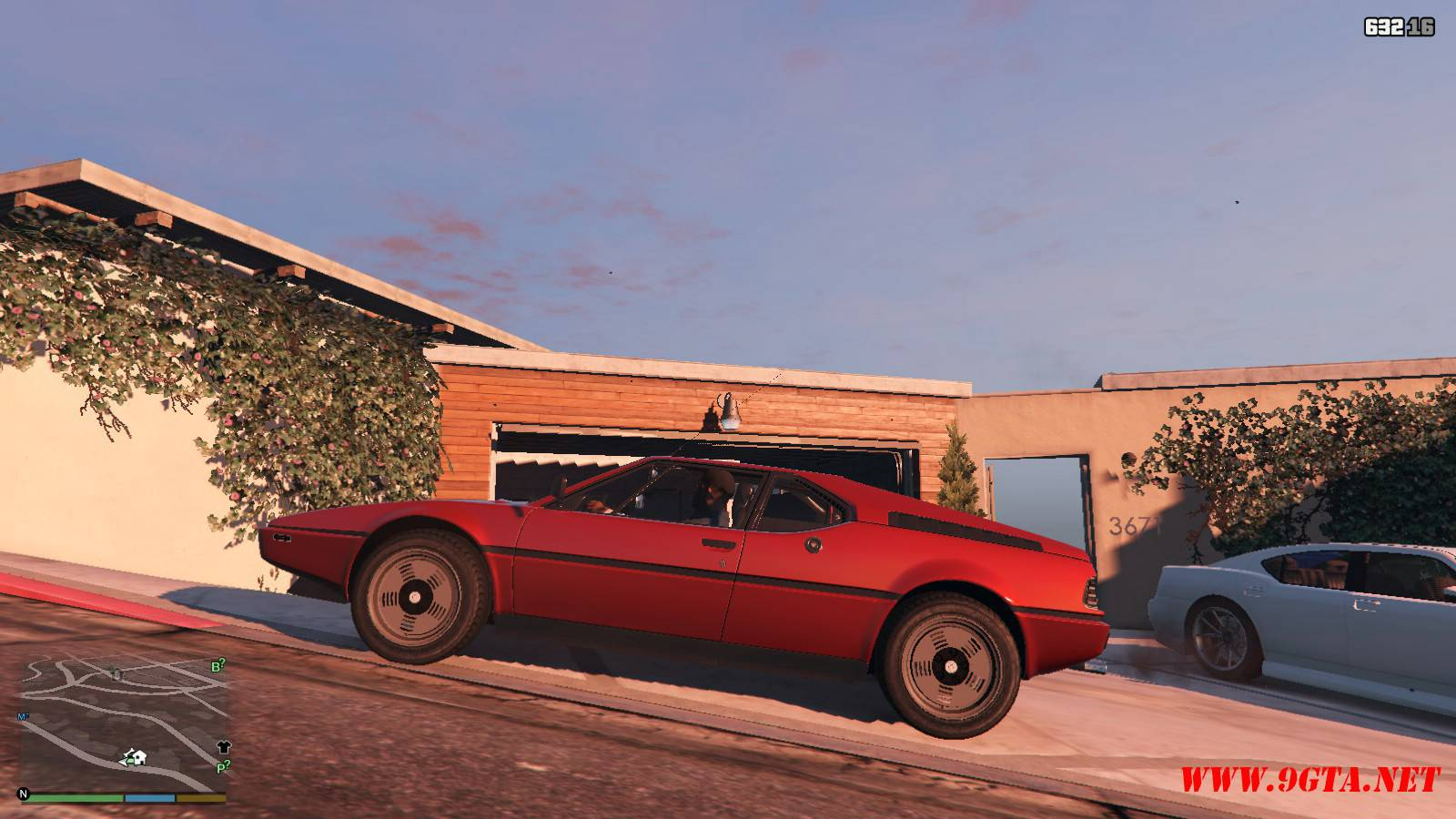 1981 BMW M1 v2.0 Mod For GTA5 (2)
