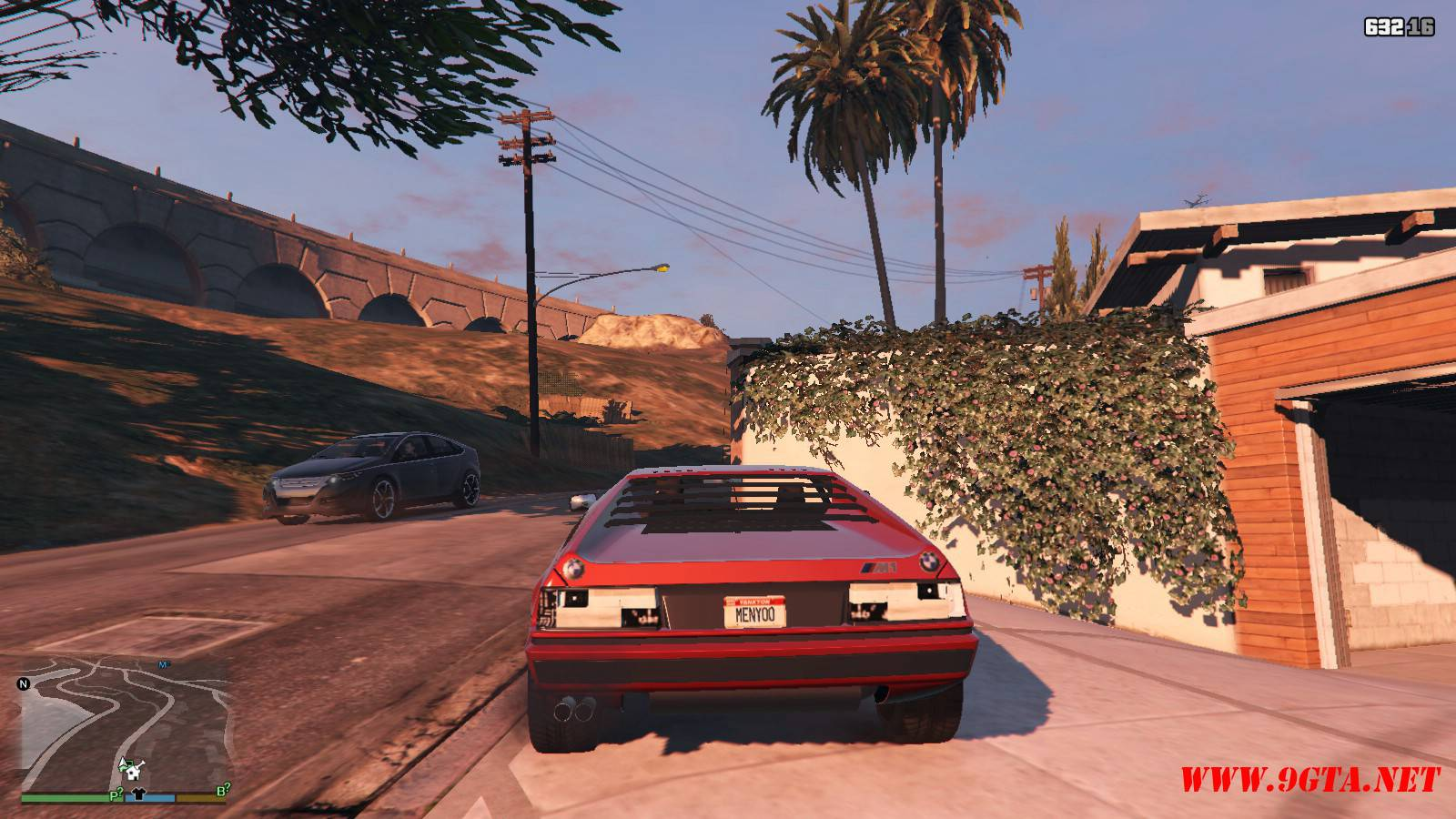 1981 BMW M1 v2.0 Mod For GTA5 (3)
