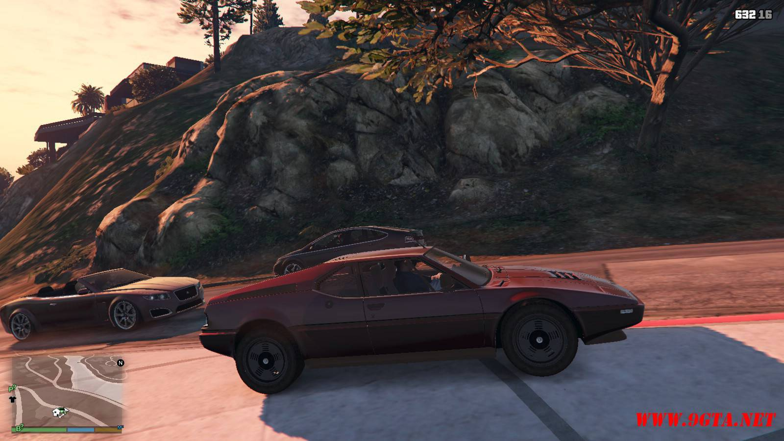 1981 BMW M1 v2.0 Mod For GTA5 (4)