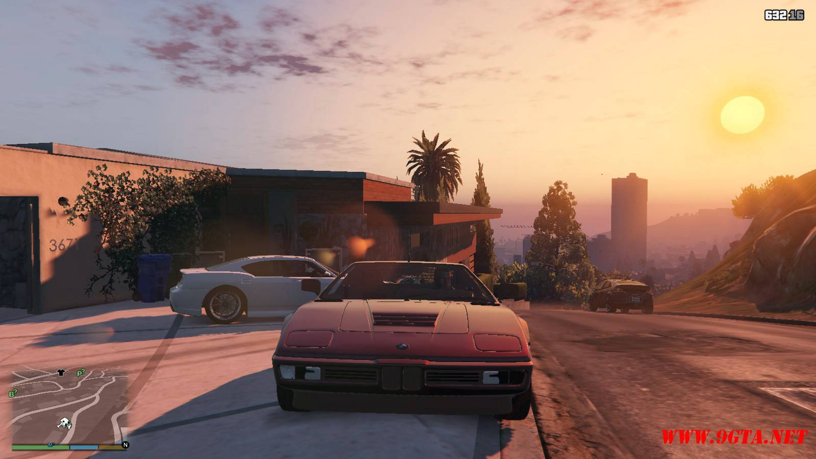 1981 BMW M1 v2.0 Mod For GTA5 (5)