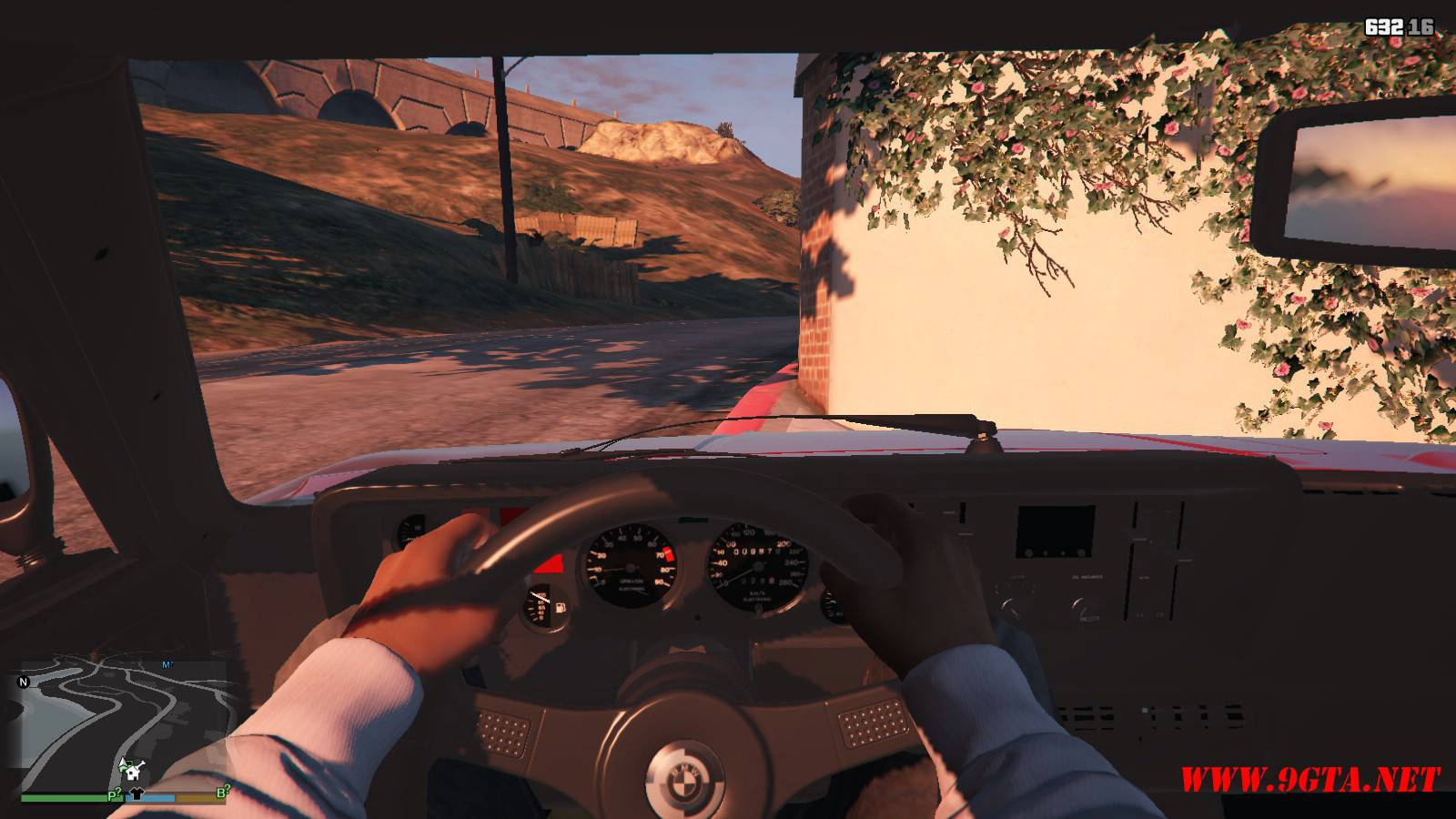 1981 BMW M1 v2.0 Mod For GTA5 (7)