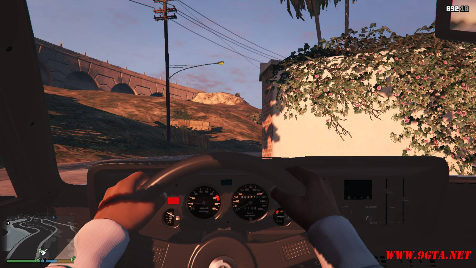1981 BMW M1 v2.0 Mod For GTA5 (8)