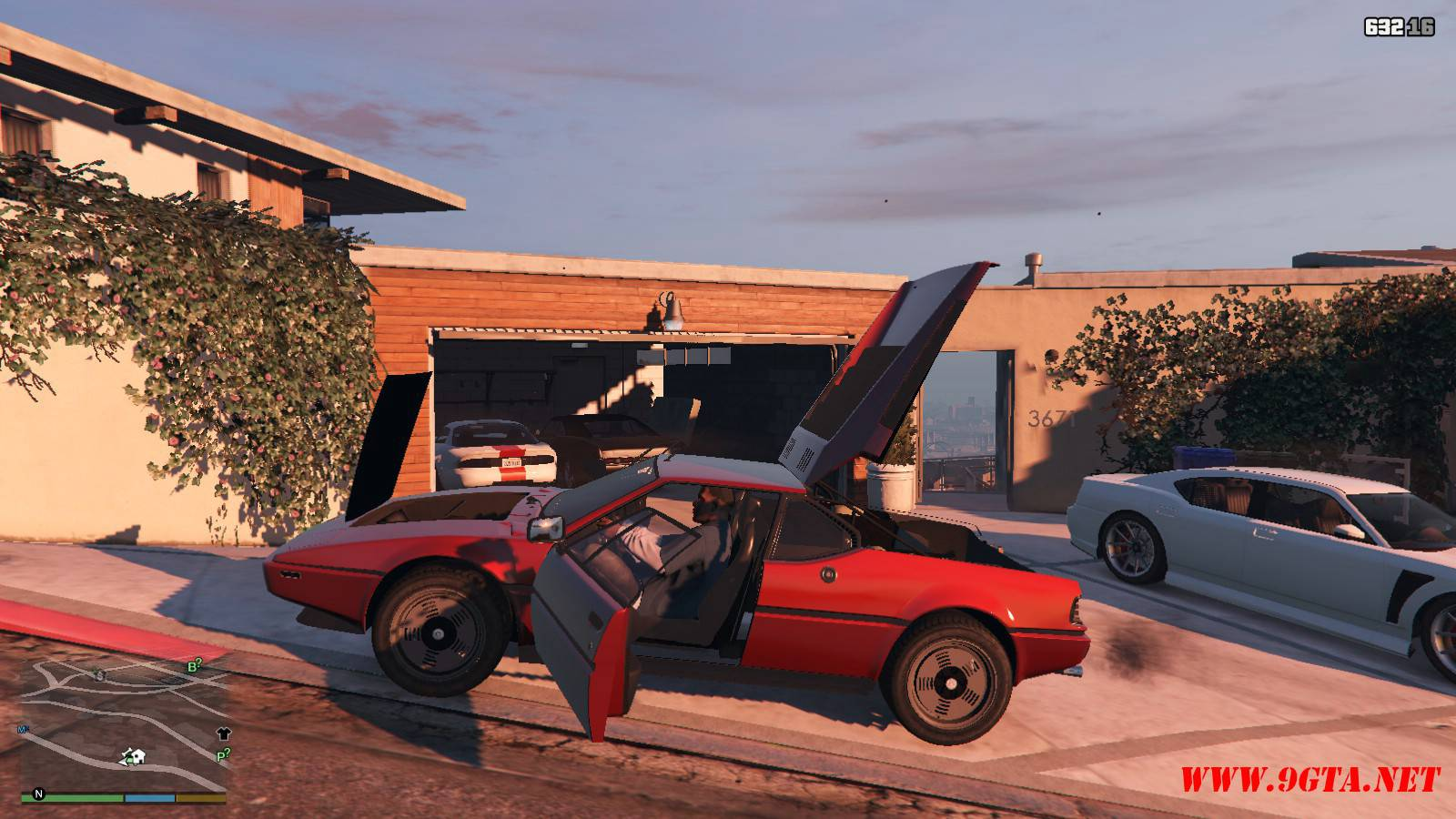 1981 BMW M1 v2.0 Mod For GTA5 (9)