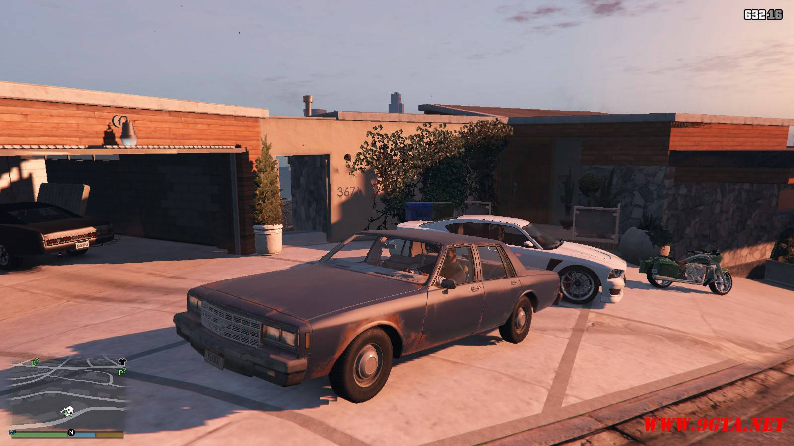 1985 Chevrolet Impala v1.1 Mod For GTA5 (1)