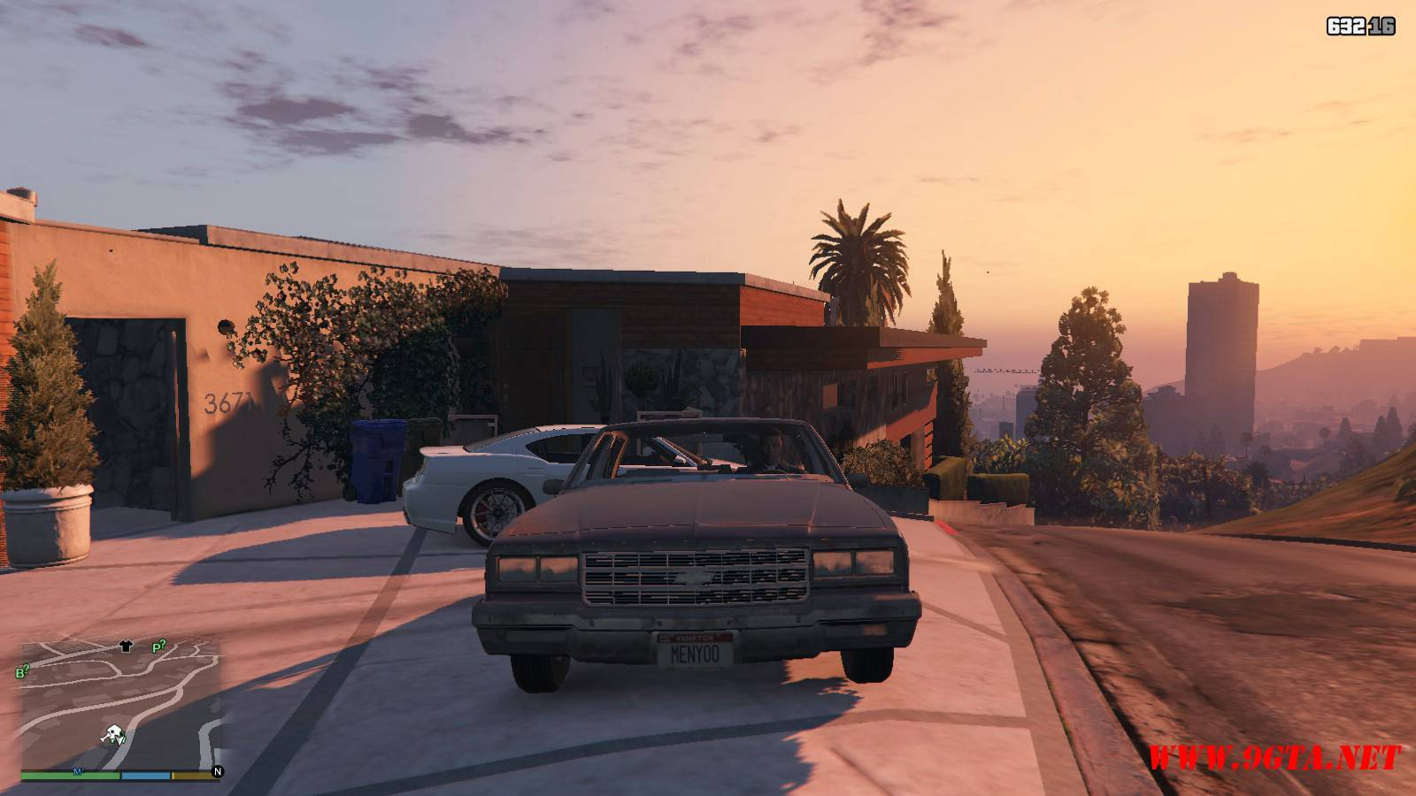 1985 Chevrolet Impala v1.1 Mod For GTA5 (12)