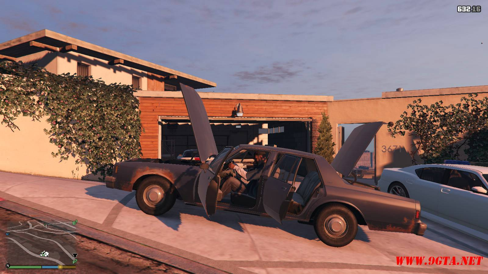 1985 Chevrolet Impala v1.1 Mod For GTA5 (16)