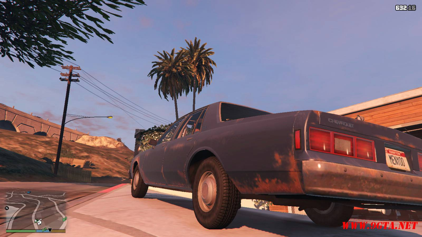1985 Chevrolet Impala v1.1 Mod For GTA5 (3)