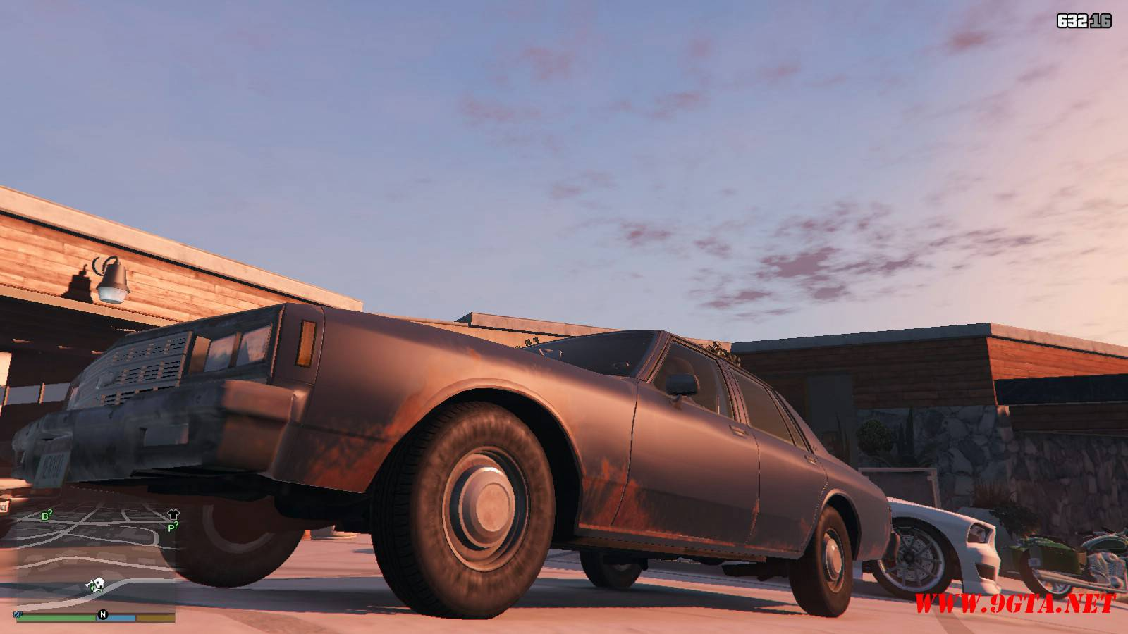 1985 Chevrolet Impala v1.1 Mod For GTA5 (4)