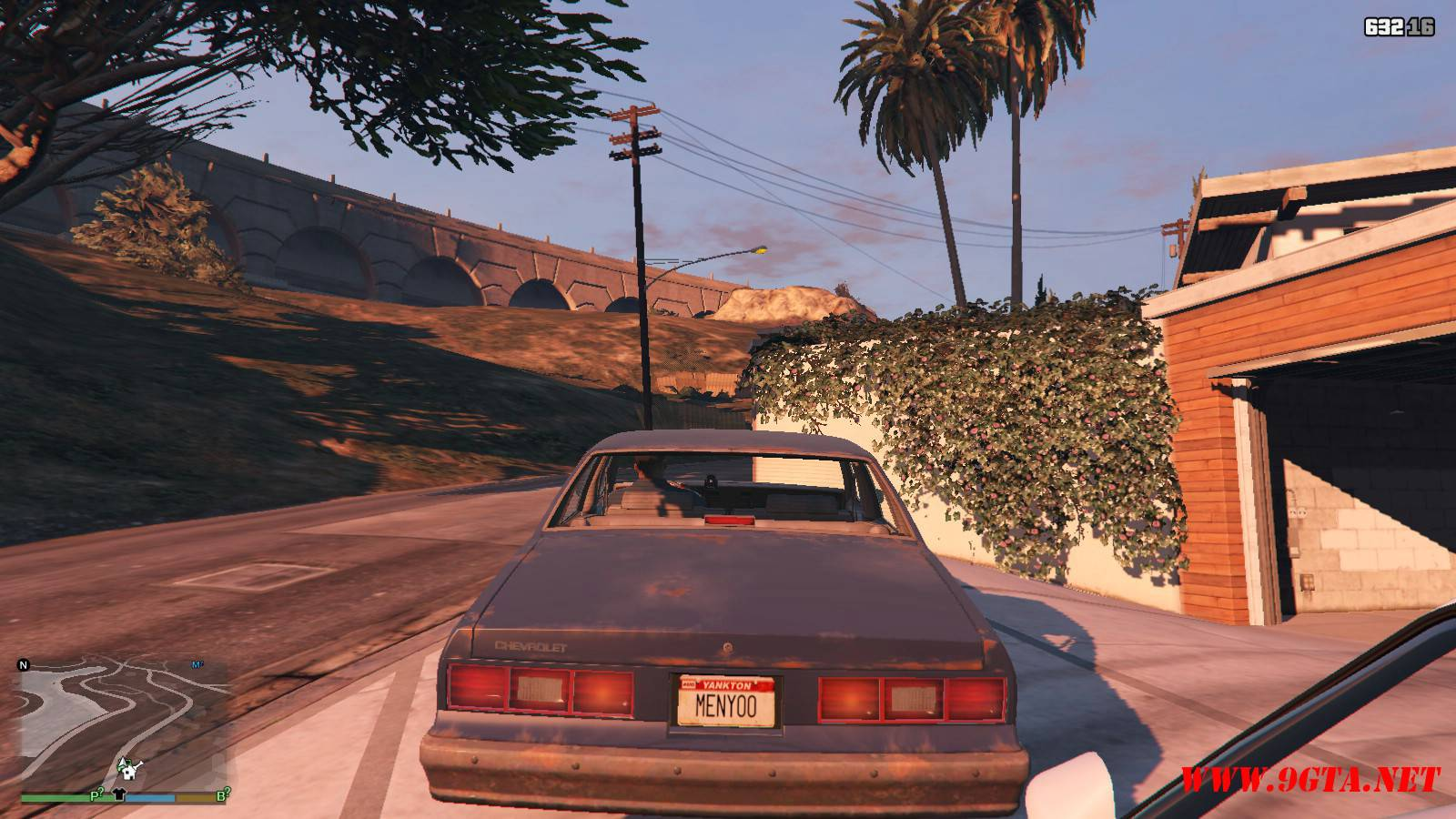 1985 Chevrolet Impala v1.1 Mod For GTA5 (6)