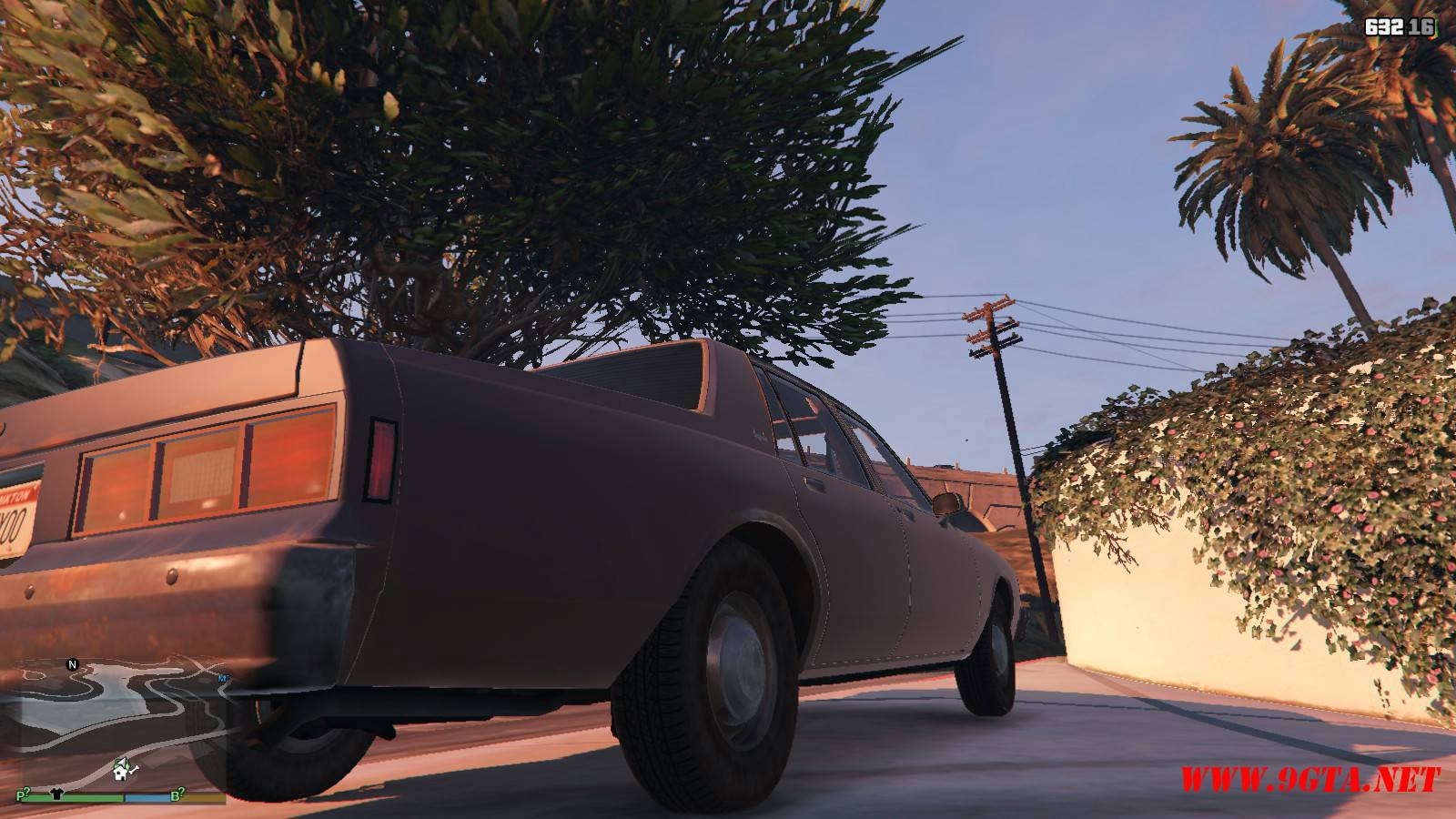 1985 Chevrolet Impala v1.1 Mod For GTA5 (9)