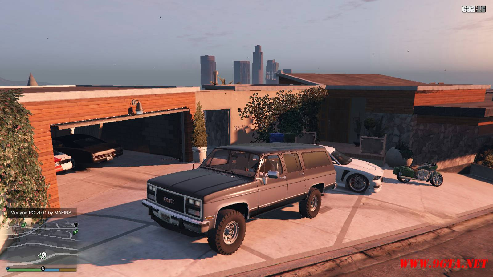 1989 GMC Suburban Mod For GTA 5 (1)