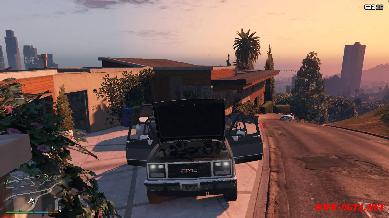 1989 GMC Suburban Mod For GTA 5 (14)
