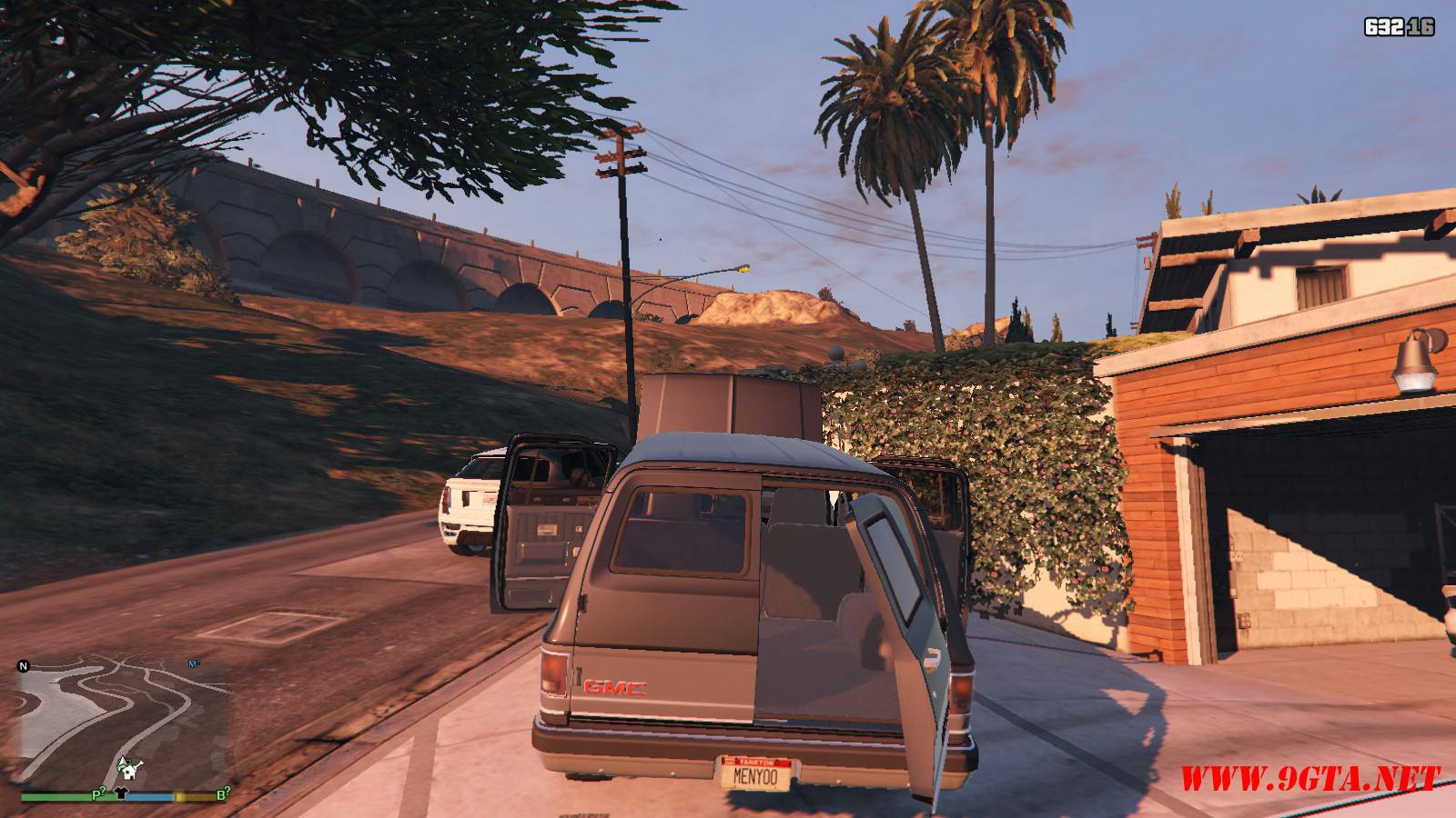 1989 GMC Suburban Mod For GTA 5 (16)