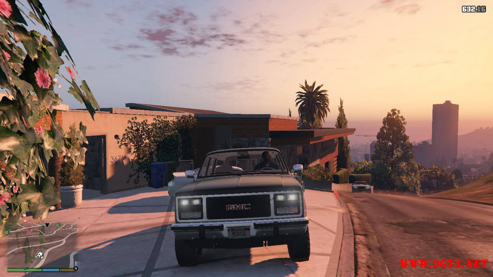 1989 GMC Suburban Mod For GTA 5 (5)