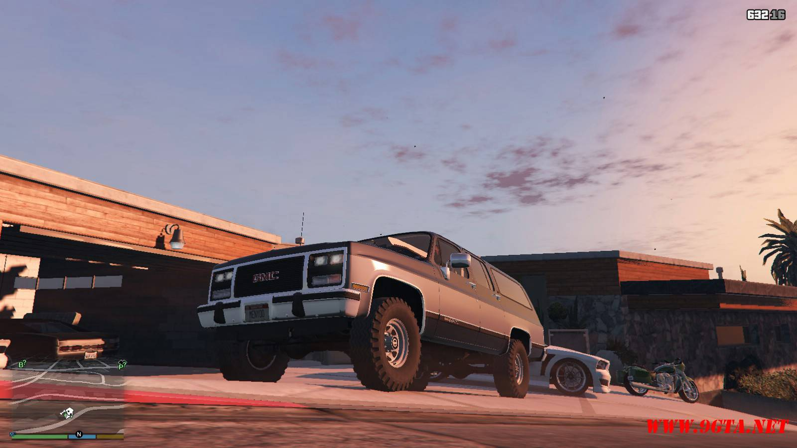 1989 GMC Suburban Mod For GTA 5 (6)