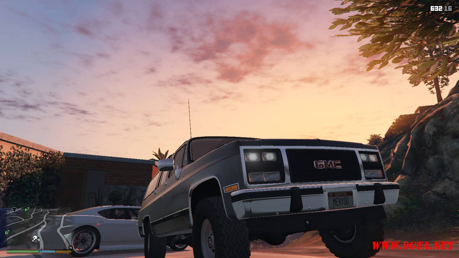 1989 GMC Suburban Mod For GTA 5 (9)