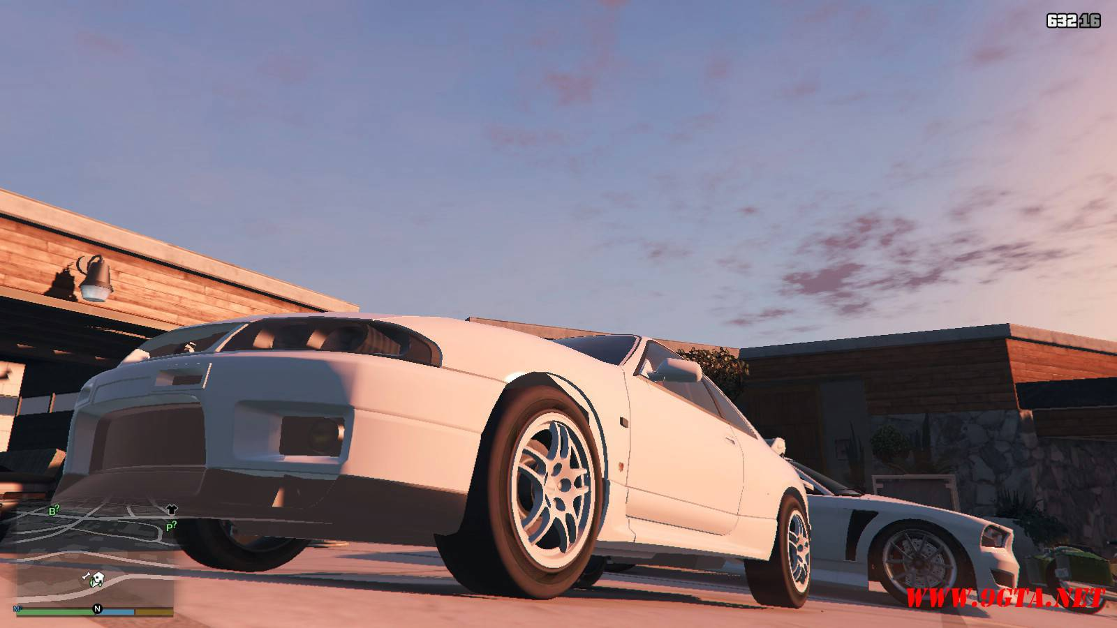 1996 Nissan Skyline GT-R R33 Mod For GTA5 (4)