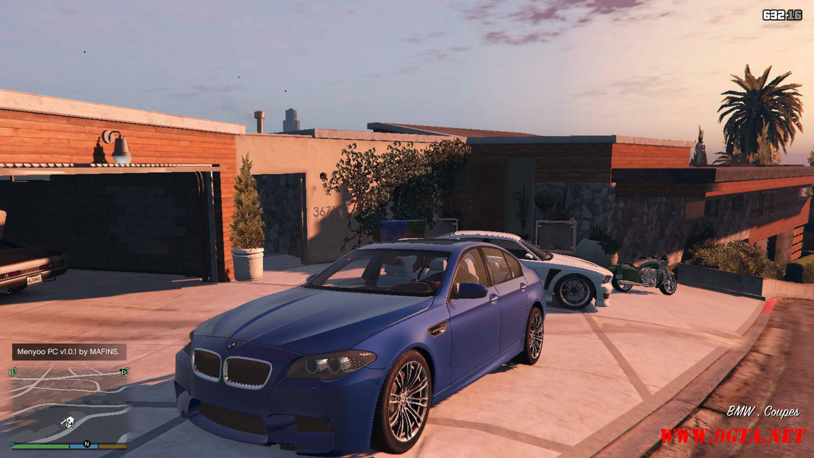 2012 BMW M5 F10 Mod For GTA5 (1)